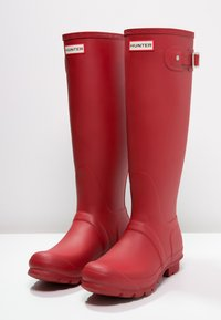 Hunter ORIGINAL - ORIGINAL TALL - Wellies - military red - 2