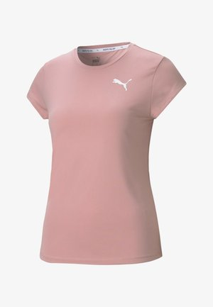 T-shirt basique - bridal rose