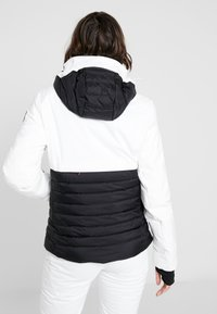 Bogner Fire + Ice - CANDRA - Kurtka narciarska - white/black - 2