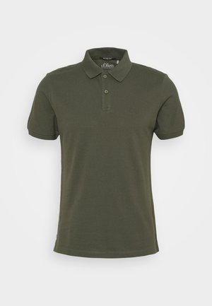 Polo shirt - khaki/oliv