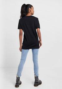 Merchcode - Print T-shirt - black - 2