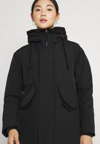 G-Star - HOODED FISHTAIL - Winter coat - black - 3