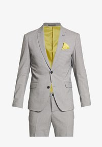Lindbergh - CHECKED SUIT - Oblek - blue - 11