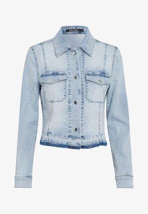 Denim jacket - blue denim varied