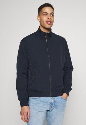 HARRINGTON - Summer jacket - dark blue