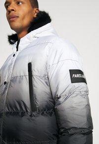 PARELLEX - REFLEX FADE JACKET - Talvitakki - white - 5