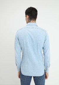 G-Star - 3301 SLIM - Shirt - light aged - 2