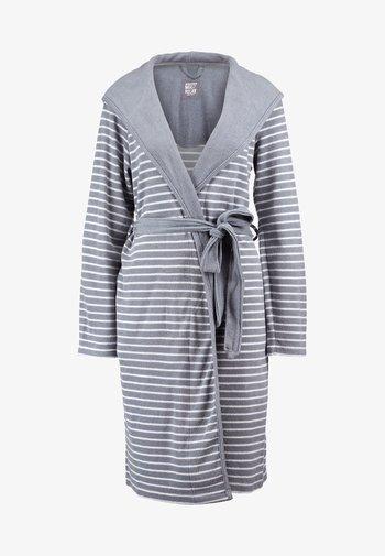 Dressing gown - hellgrau