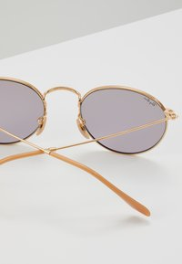Ray-Ban - ROUND METAL - Sonnenbrille - gold-coloured - 2