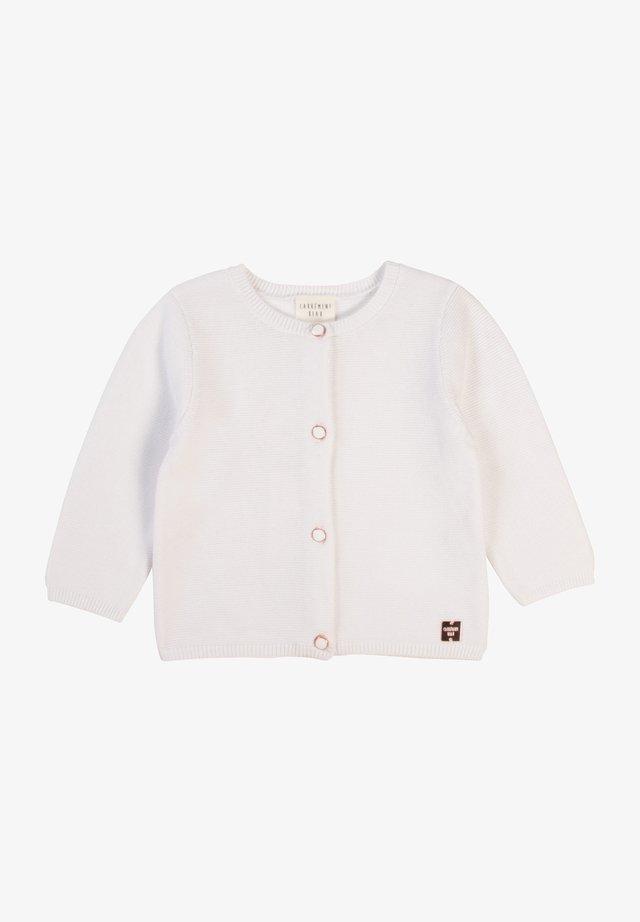 TRICOT - Vest - blanc
