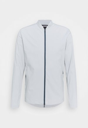 HYBRID GOLF - Training jacket - stone grey melange