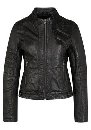 LILO - Leather jacket - black