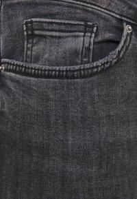 Pieces Curve - PCDELLY - Jeans Skinny Fit - dark grey denim - 6