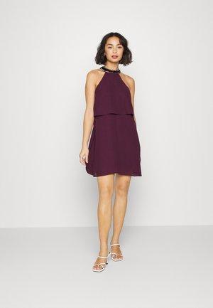 ONLGLORIA SHORT DRESS - Cocktail dress / Party dress - winetasting
