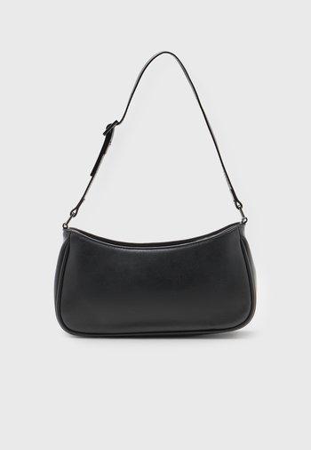 Handbag - black dark