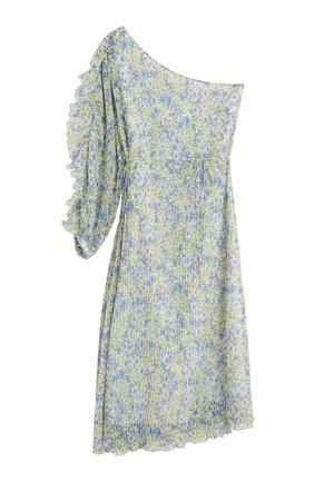 MAGIC6 - Day dress - blau