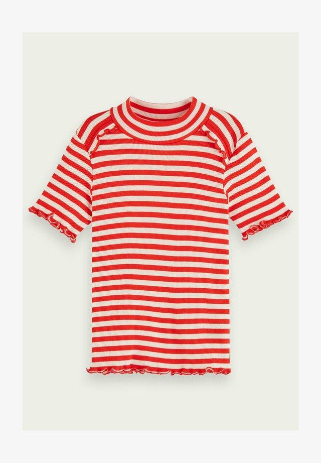 Print T-shirt - combo x
