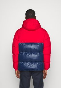 adidas Originals - REGEN PUFF - Gewatteerde jas - scarle conavy - 2