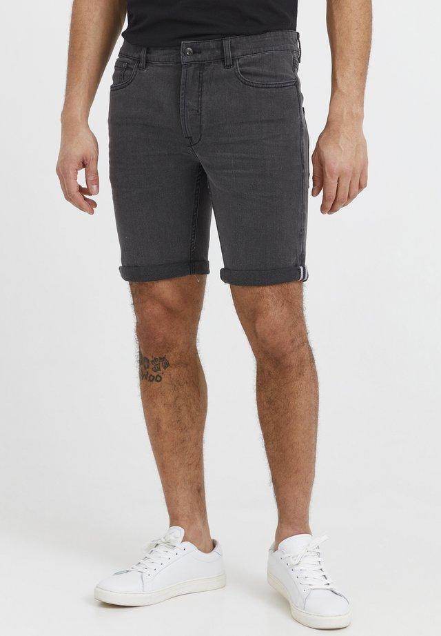 MOYAT - Shorts di jeans - grey denim