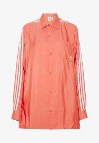 adidas Originals - BUTTON UP - Button-down blouse - trace scarlet - 4