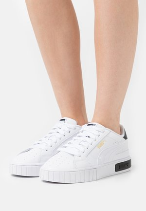 STAR  - Sneakers - white/black