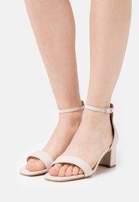 Steven New York - ROSALYNN - Sandals - offwhite - 0