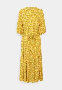Object Tall - OBJSOPHIA DRESS TALL - Shirt dress - honey mustard - 1