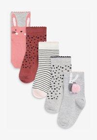 Next - 5 PACK - Socks - multi-coloured - 0