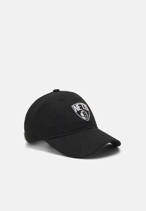 NBA BROOKLYN NETS TEAM SLOUCH ADJUSTABLE - Kšiltovka - black