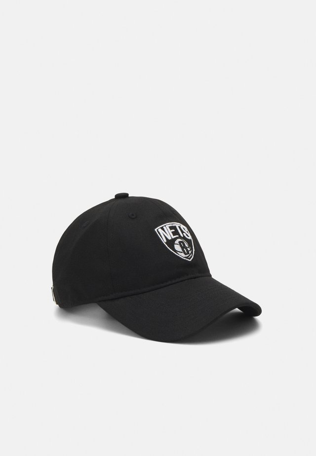 NBA BROOKLYN NETS TEAM SLOUCH ADJUSTABLE - Cap - black