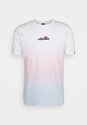 ANNOIO TEE - Print T-shirt - multi