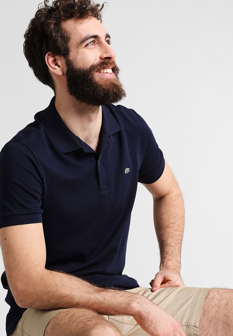 Lacoste - DH2050 - Polo - navy blue