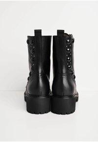 NeroGiardini - Lace-up ankle boots - nero - 3