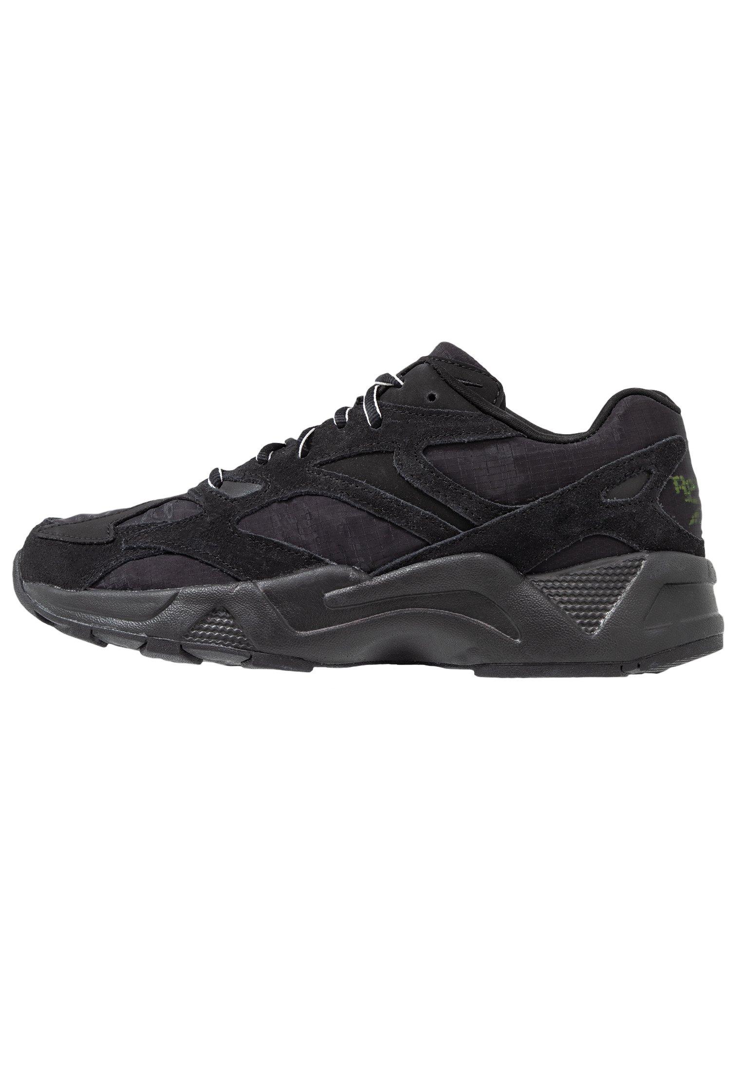 AZTREK 96 TRANSLUCENT Sneakers blackneon limetrue grey