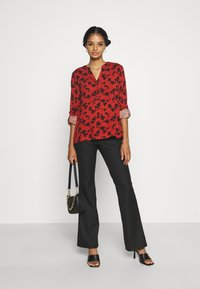 b.young - BYJOSA V NECK - Long sleeved top - arabian spice - 1