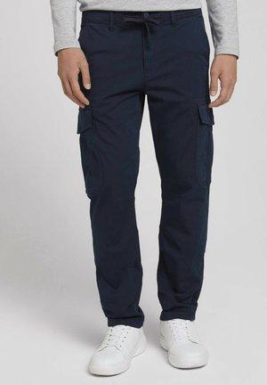 Cargo trousers - sky captain blue