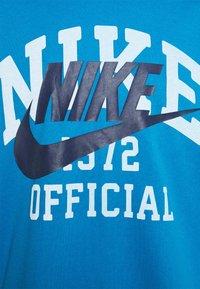 Nike Sportswear - TREND HOODIE - Felpa - photo blue - 2