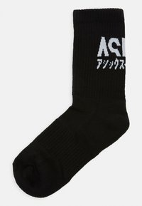 ASICS - KATAKANA SOCK 2 PACK - Sports socks - performance black/brilliant white - 2