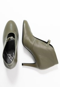Toral - High heeled ankle boots - tibet pino - 3
