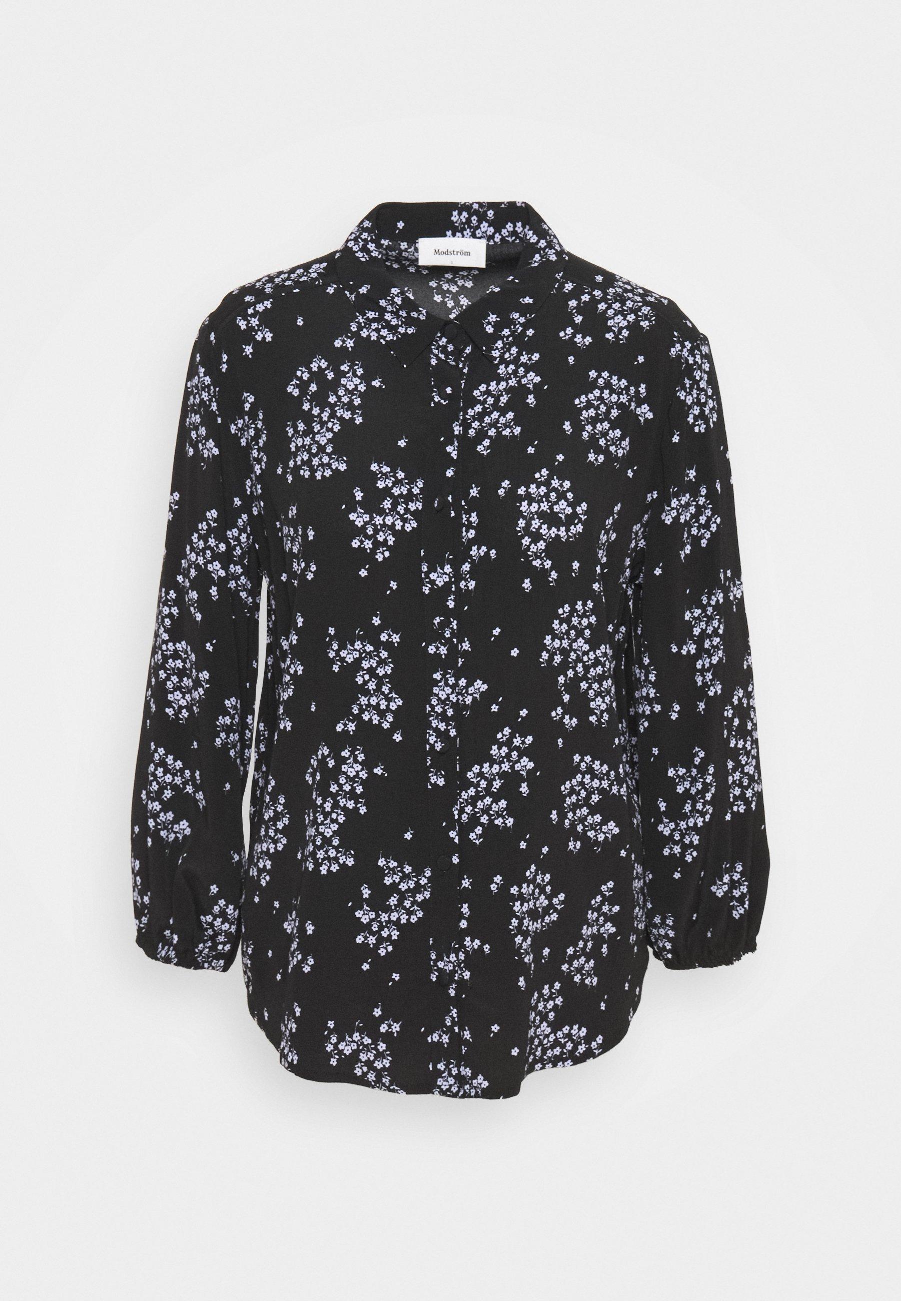 Women HUNCH PRINT - Button-down blouse