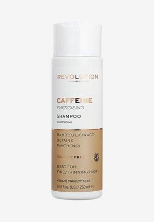 HAIRCARE CAFFEINE ENERGISING SHAMPOO FOR FINE HAIR - Shampoo - -