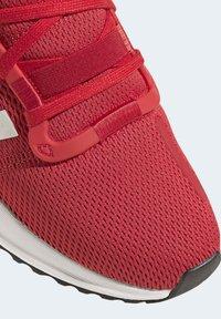 adidas Originals - U_PATH RUN SHOES - Skate shoes - red - 6