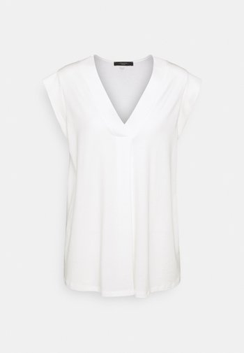 MULTIC - Basic T-shirt - weiss