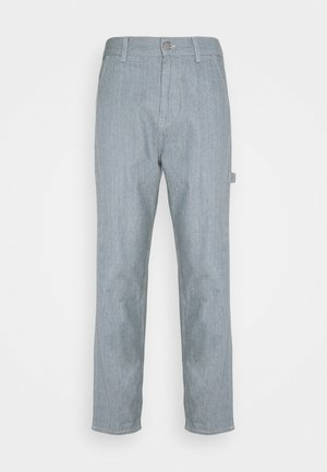 CARPENTER UNISEX - Relaxed fit jeans - rinse