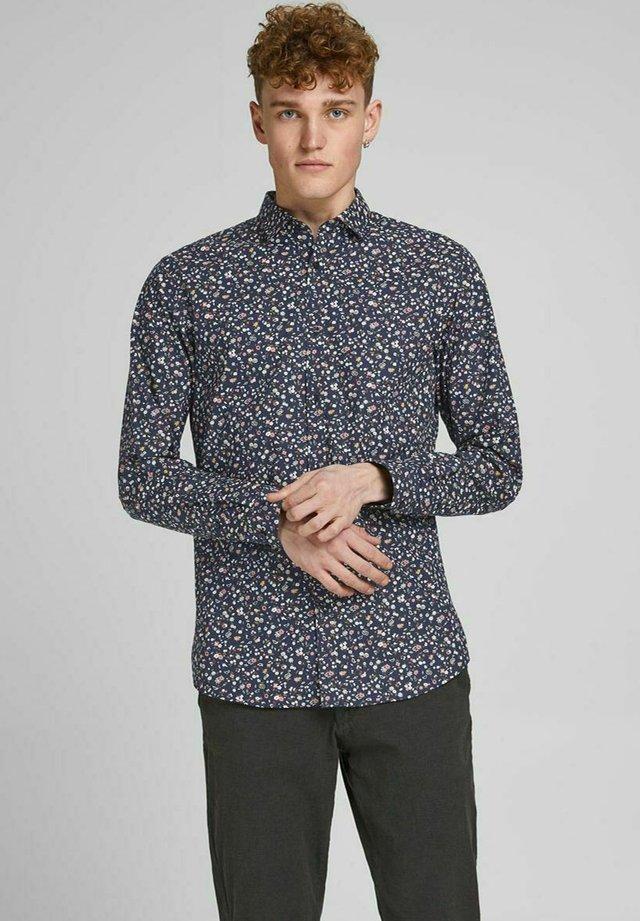 Camicia - navy blazer