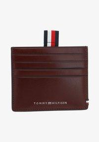 Tommy Hilfiger - Business card holder - chestnut - 0