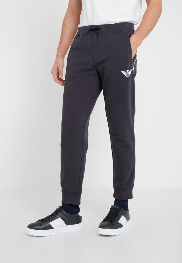 TROUSERS - Pantaloni sportivi - navy blue