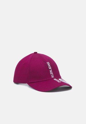 OUTLINE UNISEX - Kšiltovka - purple