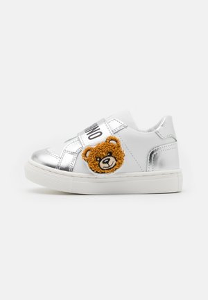 Sneakers laag - white/silver