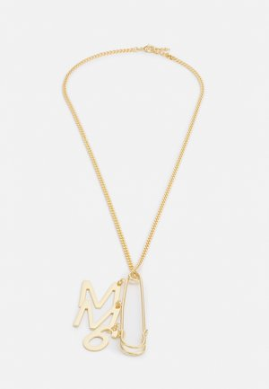NECKLACE - Necklace - yellow gold-coloured